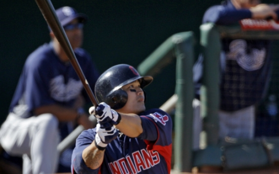 Choo goes deep but Indians fall