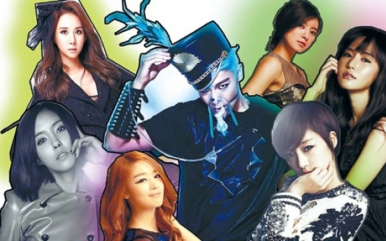 Star-studded runway blends fashion, K-pop