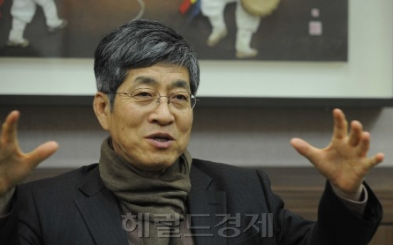 New Sejong head to foster public participation in arts