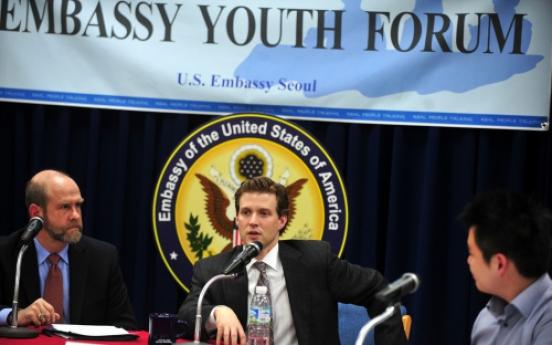 U.S. adviser hails Internet freedom in Seoul