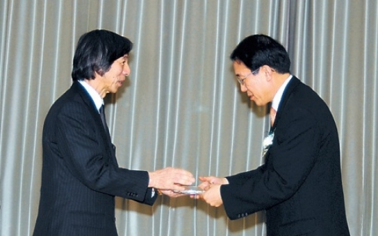 Marking quake anniversary, Japan's envoy thanks Korea