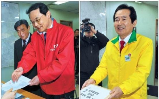 Magnates to fight key battle in Jongno
