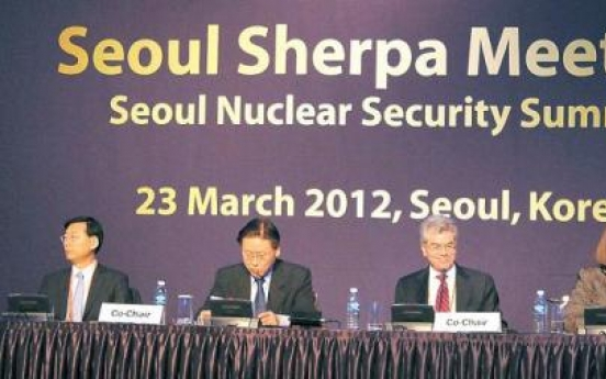 Nuclear security diplomacy: A creative multilateral effort