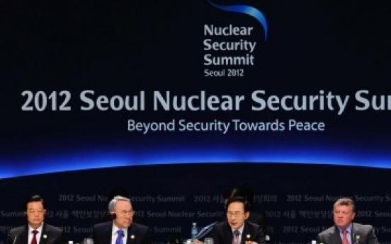 Leaders share progress made since 2010 Washington summit