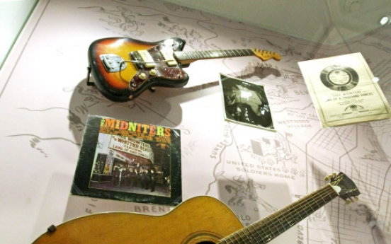 Grammy Museum show reflects L.A. music's darker side