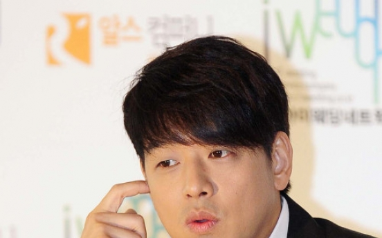 Actor-singer Ryu in divorce proceedings
