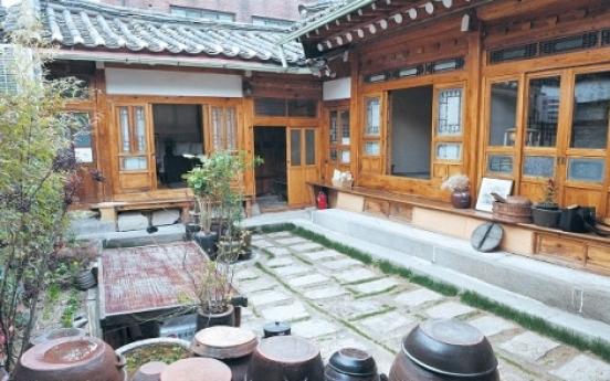 A Seoul hanok getaway