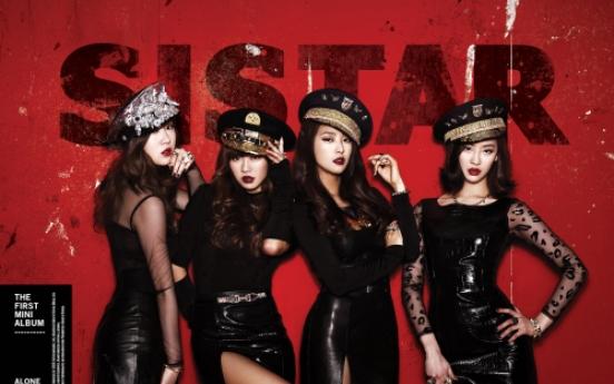 Sistar returns with new album ...on broken heart