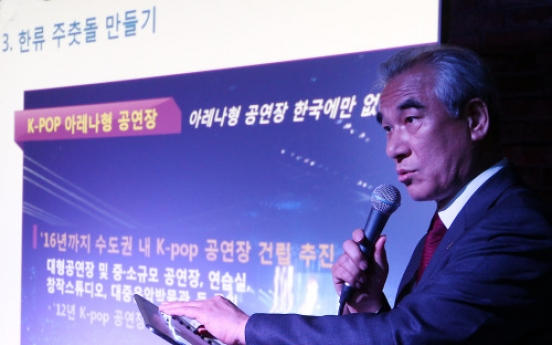 Korea to turn hallyu into industry