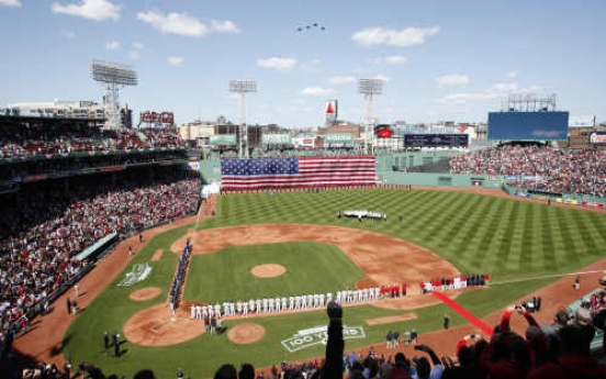 Sox ready for Fenway Park's 100th anniversary