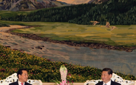 South Jeolla governor meets with China's next leader