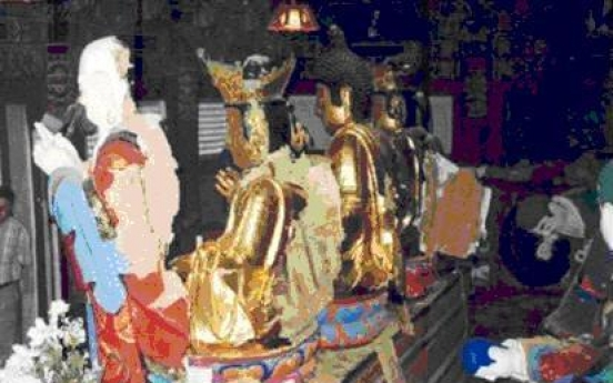 Buddhist order protests state ownership of missing relic
