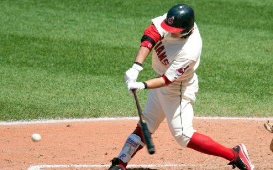 Indians hand Yu Darvish first MLB loss