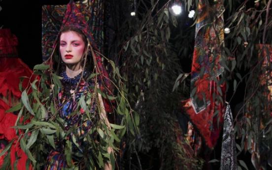Fashion week kicks off in Australia