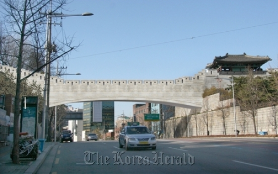 Seoul City to restore medieval city wall