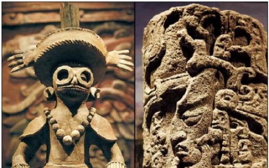 Maya exhibit in U.S. seeks to dispel 2012 myths