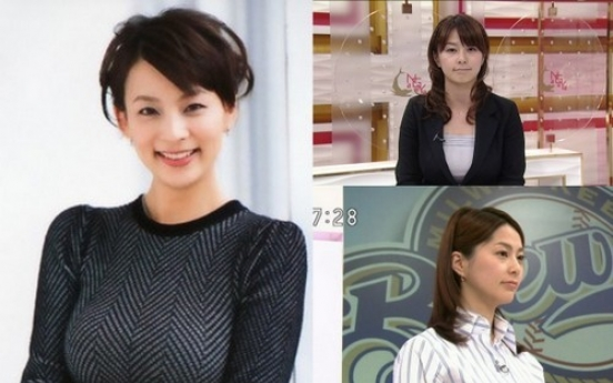 G-Cup news anchor boosts NHK ratings
