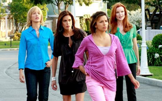'Housewives' wraps up 8-season run