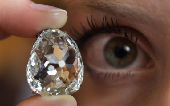 Historic diamond sells for $9.7 million
