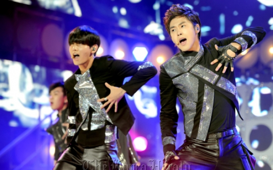 K-pop stars take Silicon Valley by storm