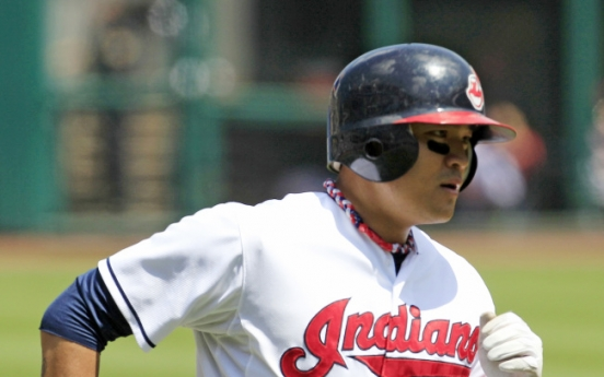Indians sweep with 2-1 win over Tigers