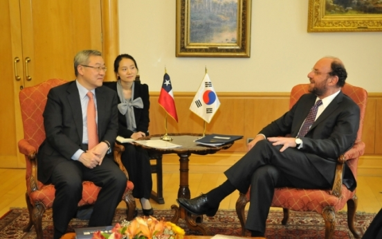 Korea expands relations with Latin America