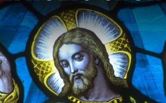 Quake reveals day when Jesus died
