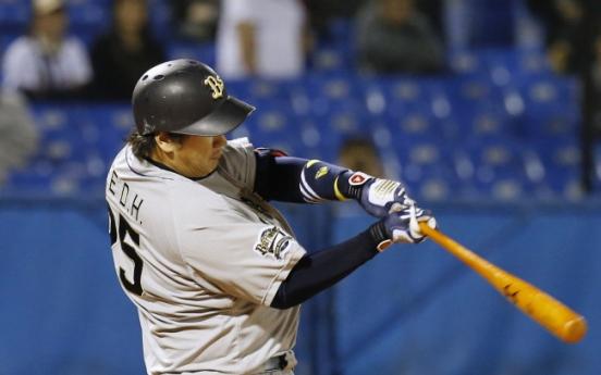 Lee Dae-ho bashes season's 10th homer