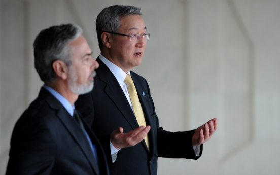 Korea, Brazil agree to boost cooperation, trade