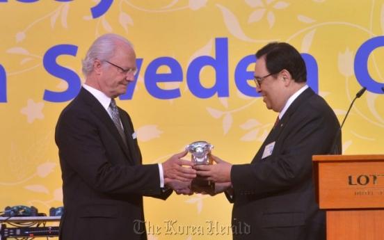 Korea, Sweden to expand trade, science partnership