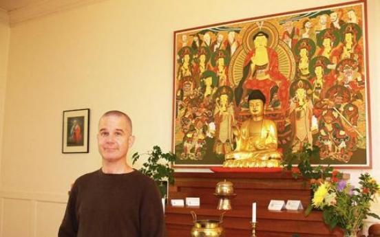 Center to introduce Korean take on Buddhism to U.S.