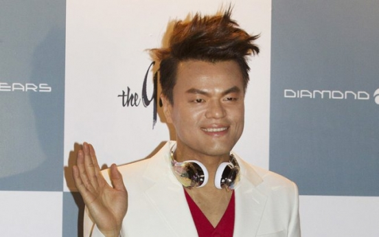 Park Jin-young's Monster Headphones launched