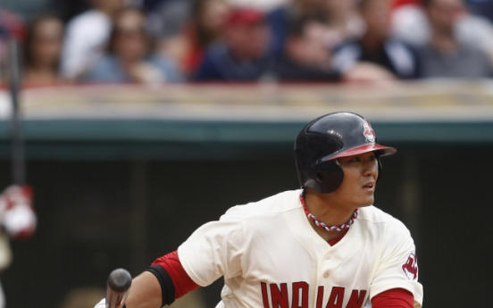 Twins take 2 of 3 from Tribe