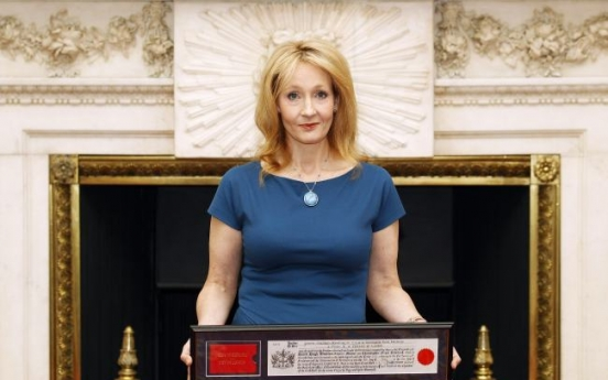 J.K. Rowling puts magic in PlayStation interactive book