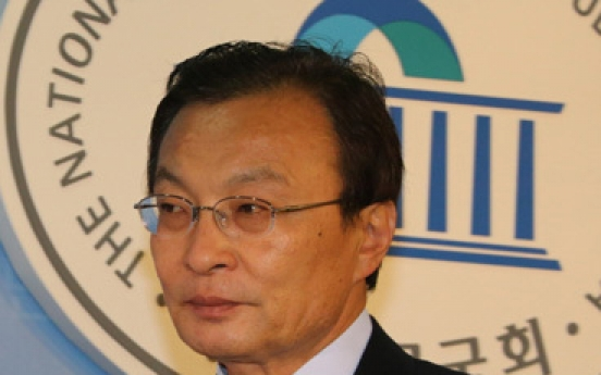Lee Hae-chan elected new chairman of main opposition party