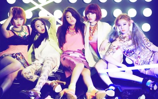 Wonder Girls turn to Asia