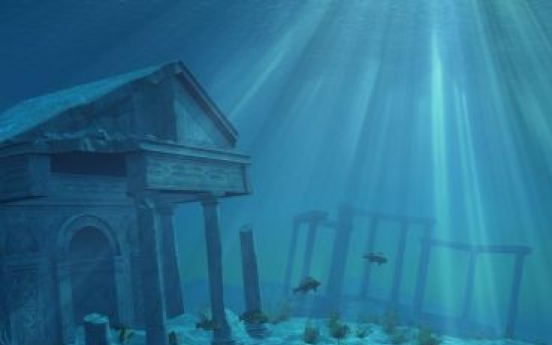 Sunken city near U.K. to be unveiled