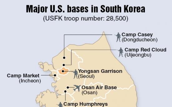 Sleeker USFK adapts to shifting region