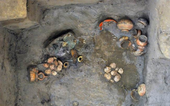 Ancient pre-Inca tomb found in northern Peru