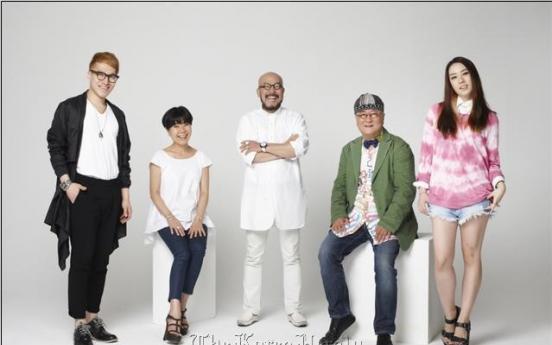 Designers chosen to promote Korean fashion abroad