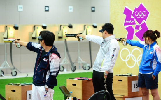 Rifle shooters take aim at first Olympic gold in two decades