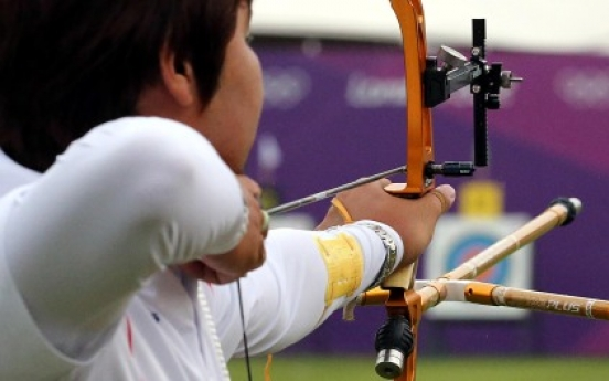 S. Korean archers find mixed fortunes to start Olympics