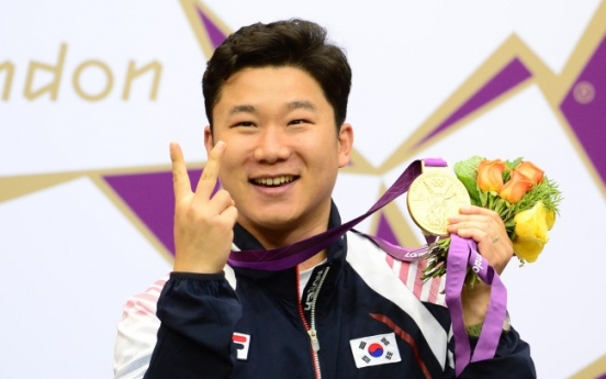 S. Korea grabs three medals on topsy-turvy day