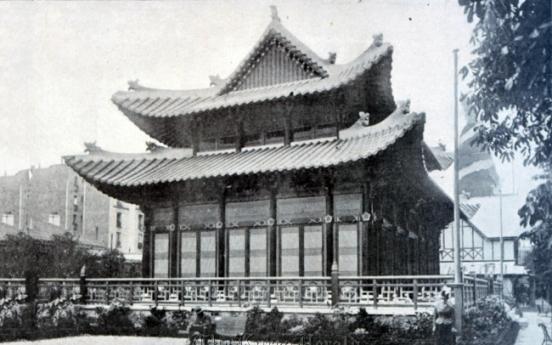 A glance back at gugak in Paris in 1900