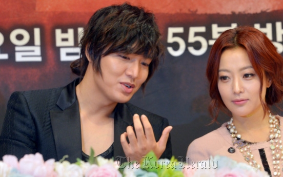 'Boys Over Flowers' actor back in time-travel romance