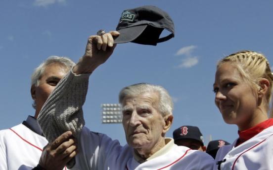 Legendary Red Sox shortstop Pesky dies