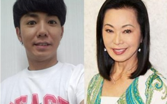 Japanese comedian rumored to be in romantic relationship with a 30-years senior