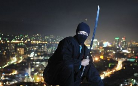 A 63-year-old engineer and Japan's 'Last Ninja'