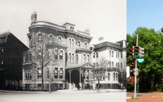 Korea buys Korean Empire's former legation building in Washington D.C.
