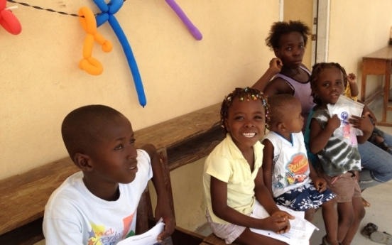 Sae-A Trading sponsors medical mission in Haiti